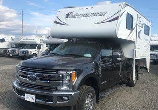 Rent Truck Camper Truck Camper