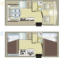 Rent Class C2 18 ft. bis 20 ft.