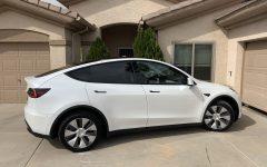 Tesla - E - Car Tesla E - Car